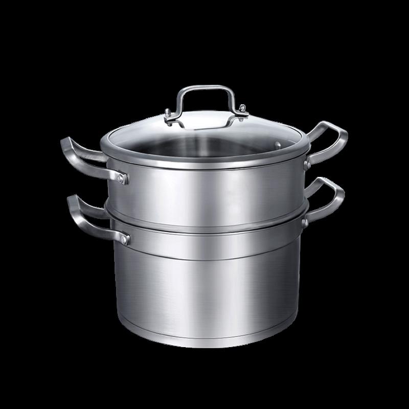 德系304加厚蒸锅