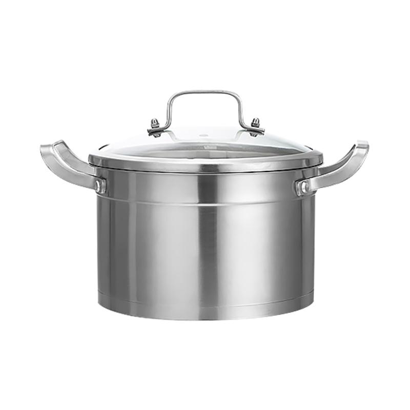 豪特三层不锈钢蒸锅