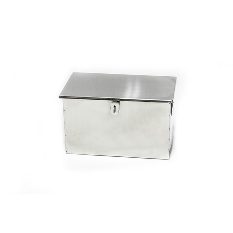 00330169不锈钢有盖四格刀箱(无缝)20个/件HN22087000870
